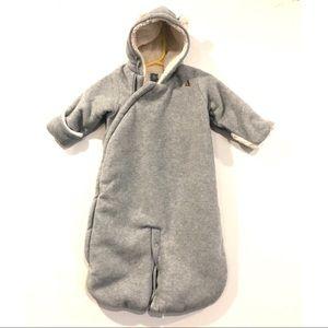 Gap Baby Sherpa Winter Suit Bunting Bag